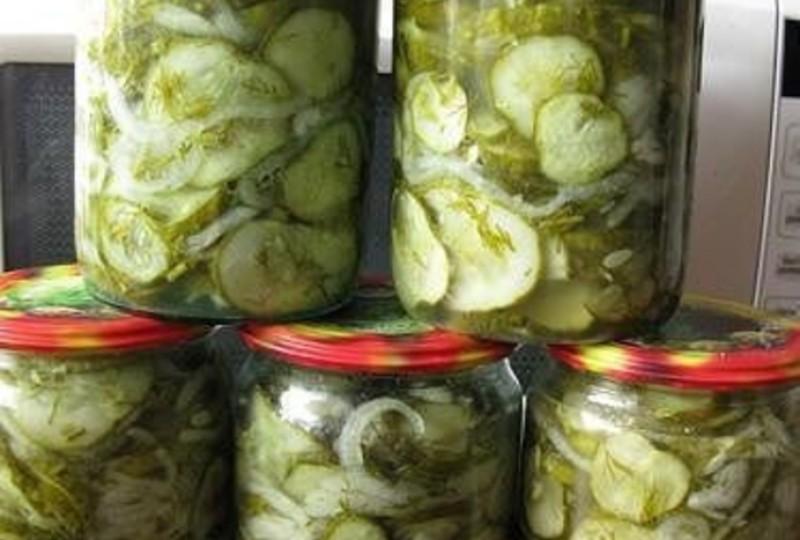 Салат «зимний король» из огурцов — пошаговый рецепт с фото