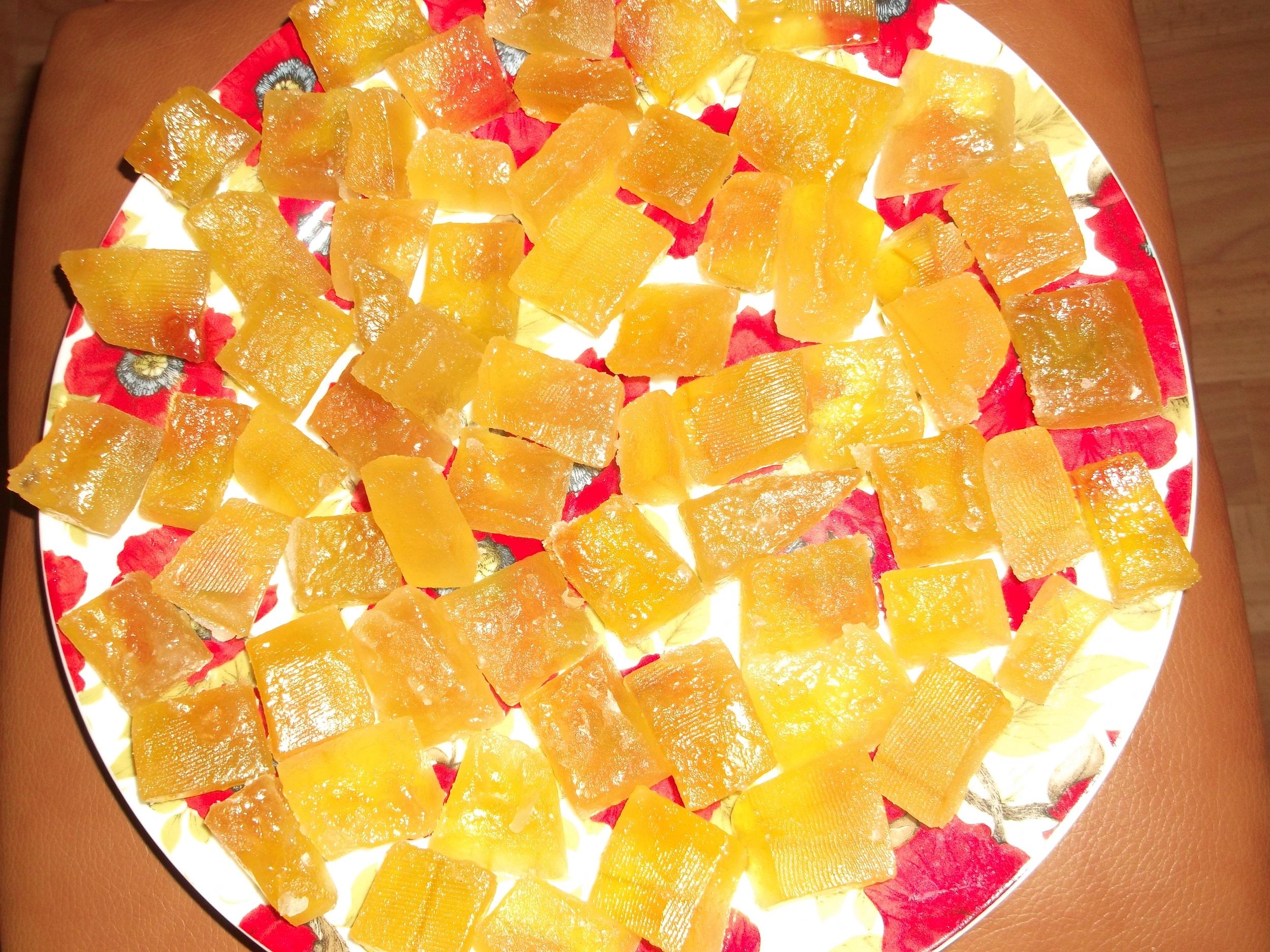 Цукаты из арбузных корок: самые простые рецепты приготовления в домашних условиях с фото и видео