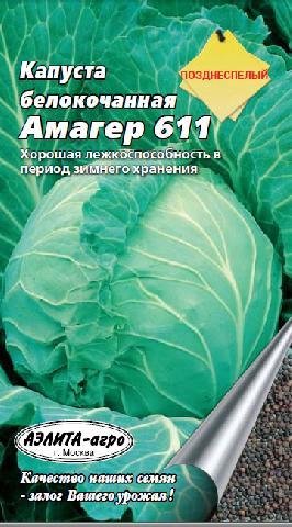 Капуста сорта амагер: описание, способы выращивания, фото