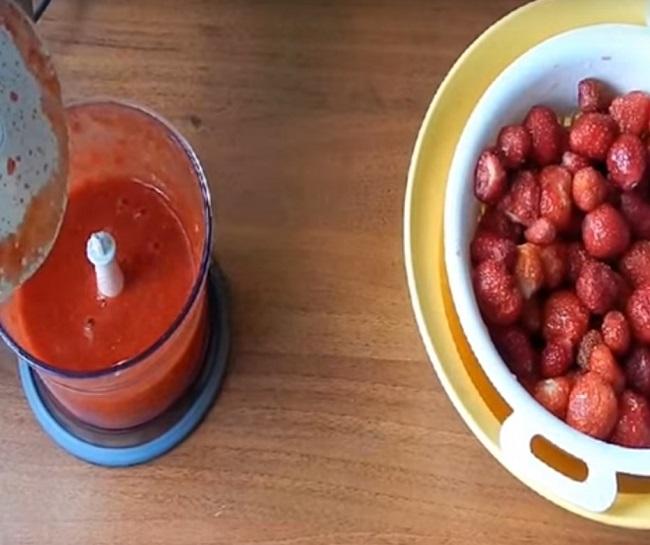 Простой рецепт приготовления варенья из земляники на зиму