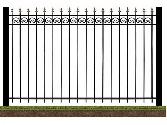 Сварной металлический забор: преимущества и недостатки секционных конструкций, особенности монтажа ограждений