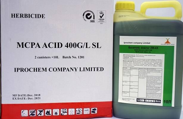 Инструкция по применению и состав гербицида каптора, нормы расхода и аналоги