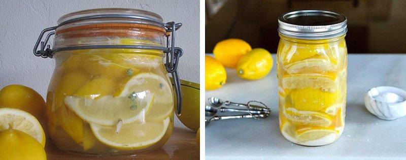 Где и как хранить лимоны в домашних условиях