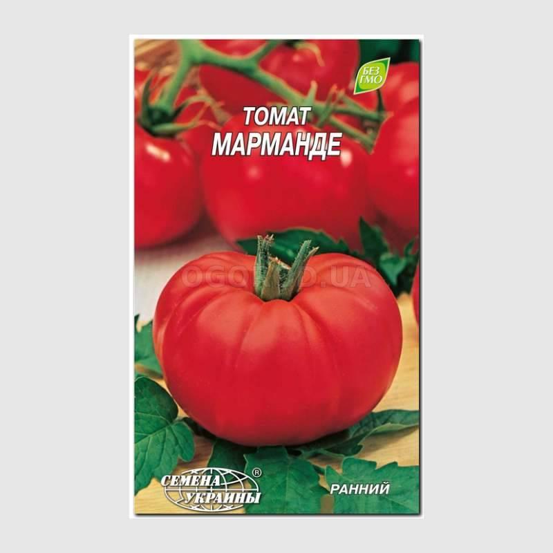 Томат марманде: характеристика и описание сорта