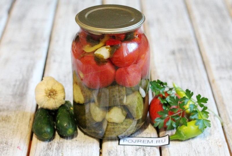Рецепты огурцов с яблоками на зиму: готовим вкусно и закатываем правильно