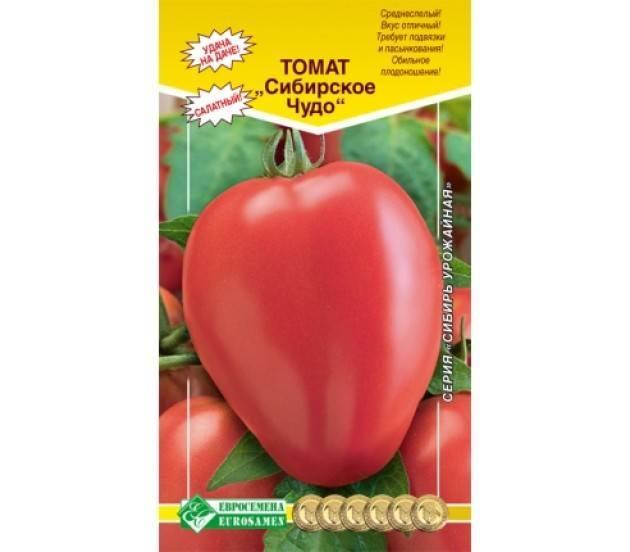 Томат подсинское чудо: характеристика и описание сорта, как выращивать