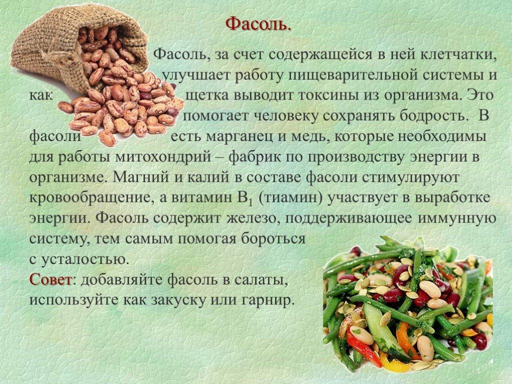 Фасоль при похудении и диете, отзывы