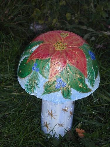 Из чего сделать шляпку гриба ~ советы садоводам и огородникам