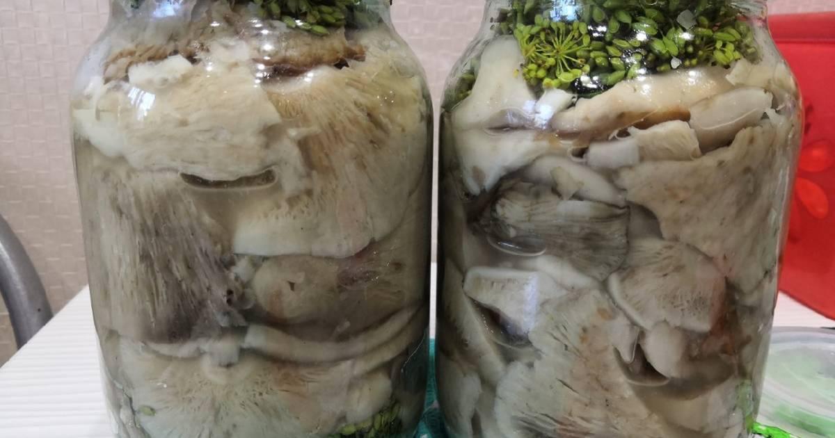 Несколько рецептов маринованных груздей в домашних условиях