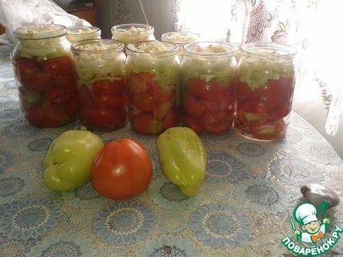 Салаты на зиму из помидоров дольками – рецепты «пальчики оближешь» без стерилизации