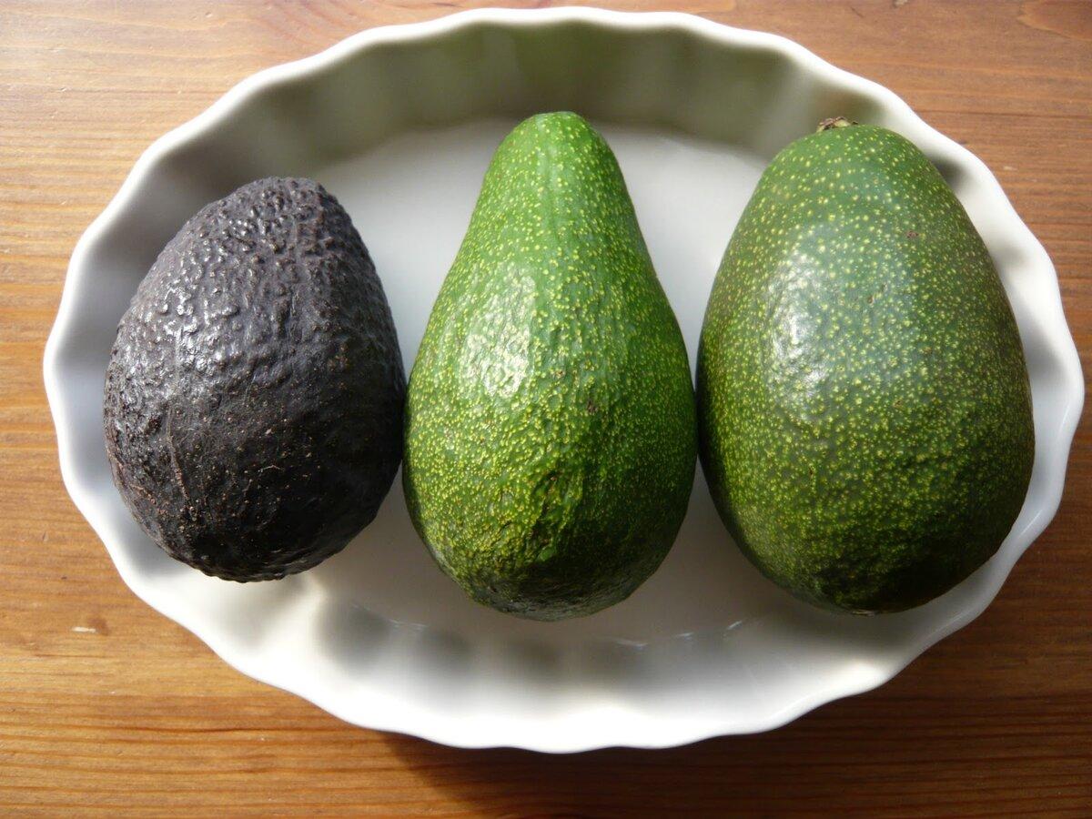 Авокадо хаас: чем отличается, как выбрать, как есть, - растения и огород