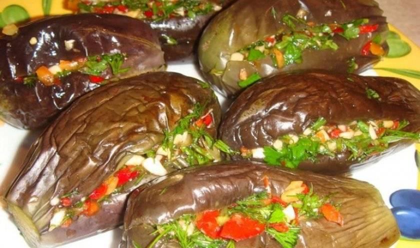 Маринованные баклажаны быстрого приготовления – 6 вкусных рецептов маринования баклажанов