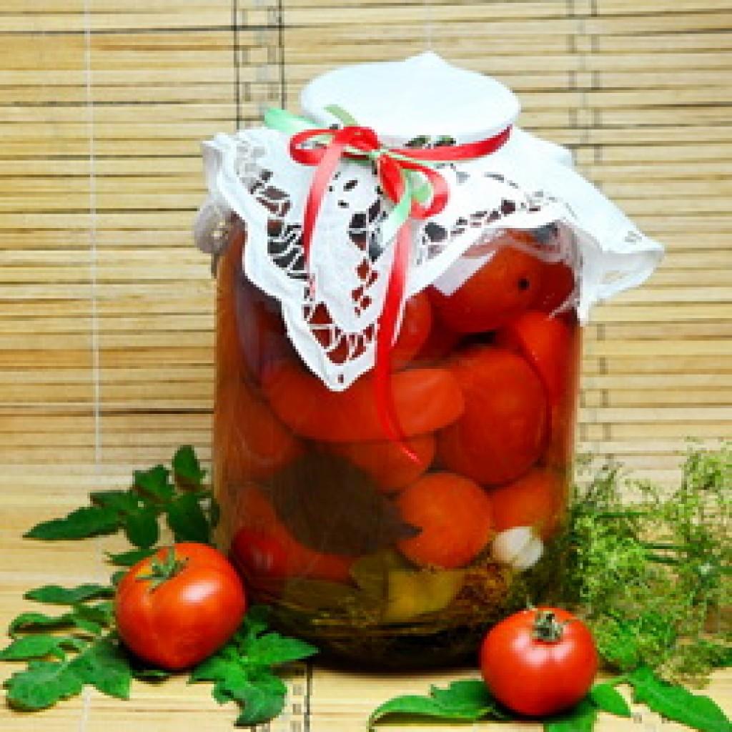 Потрясающие помидоры с базиликом на зиму – топ-6 вкусных рецептов