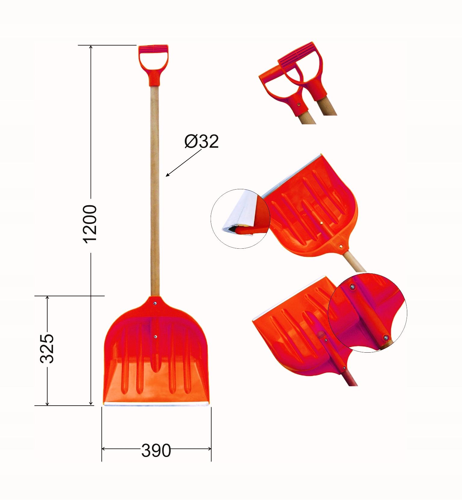 Лопата для уборки снега – рейтинг лучшего инвентаря, как сделать лопату своими руками?