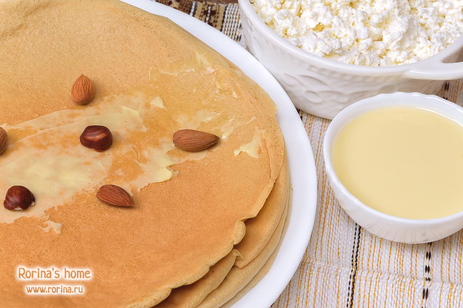 Диетические пп-блины из овсяной муки: вкусный завтрак или перекус