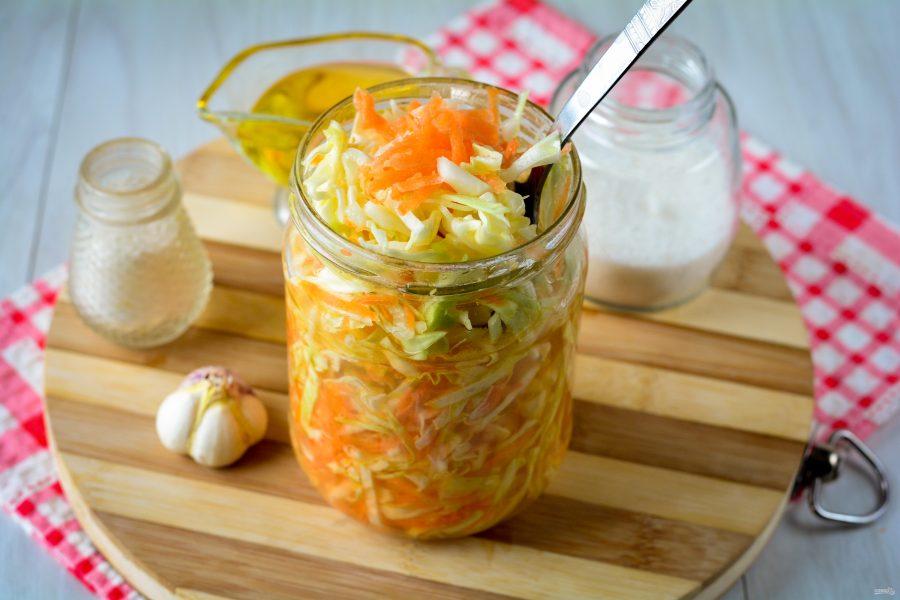 Квашеная капуста на зиму — простые и вкусные рецепты.