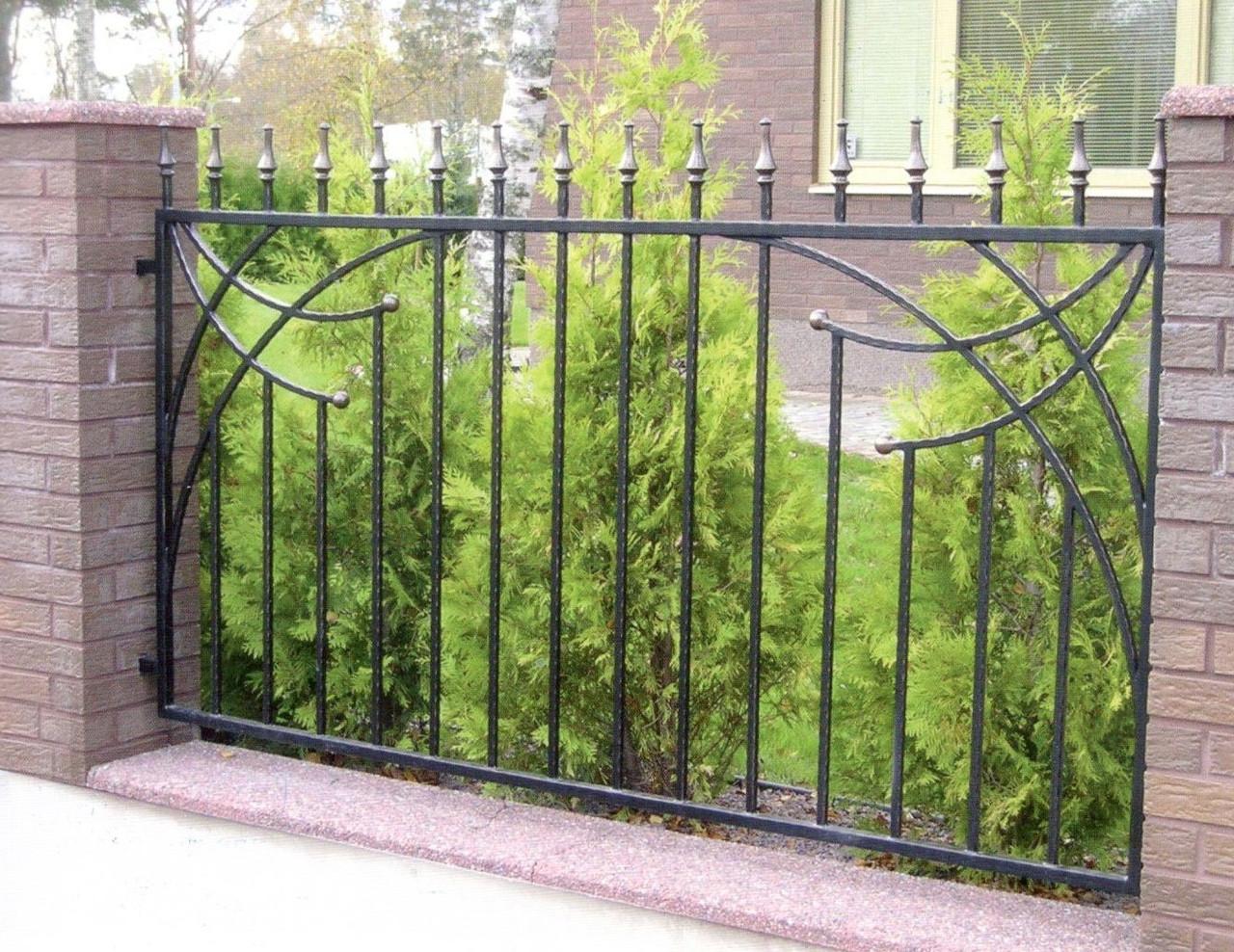 Сварной забор, преимущества и характеристики