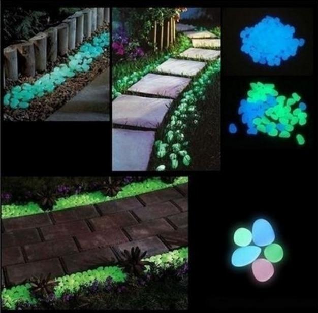 Как сделать светящиеся люминесцентные камни своими руками?