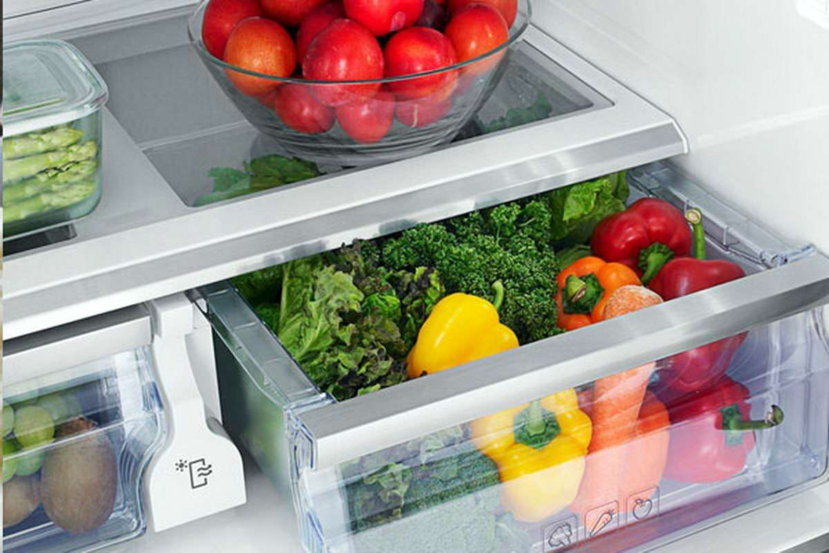 Как и где правильно хранить овощи и фрукты в холодильнике: температура хранения зелени, чеснок зимой