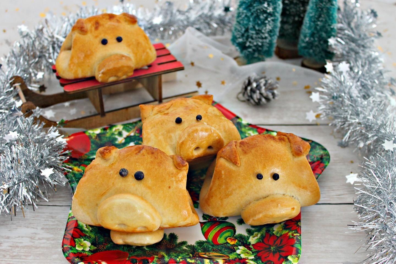 Меню на новый год свиньи 2019: простые и вкусные рецепты с фото
