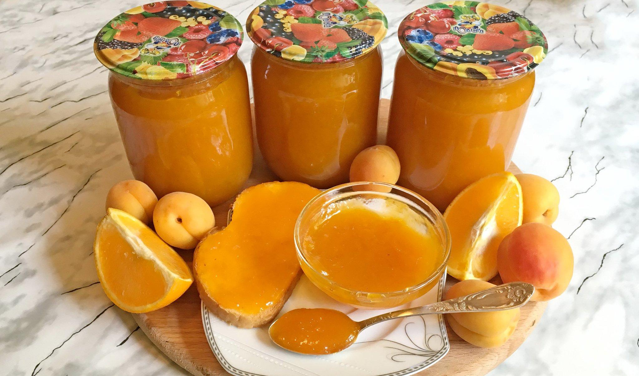 Самые удачные рецепты варенья из апельсинов