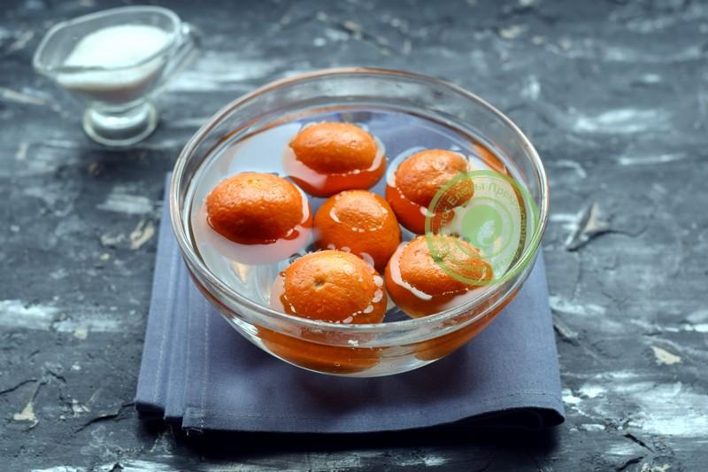 Простые рецепты приготовления варенья из мандаринов