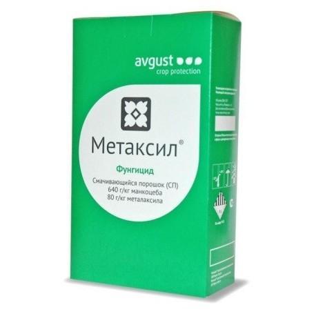 Фунгицид метаксил: инструкция по применению, механизм действия, нормы расхода