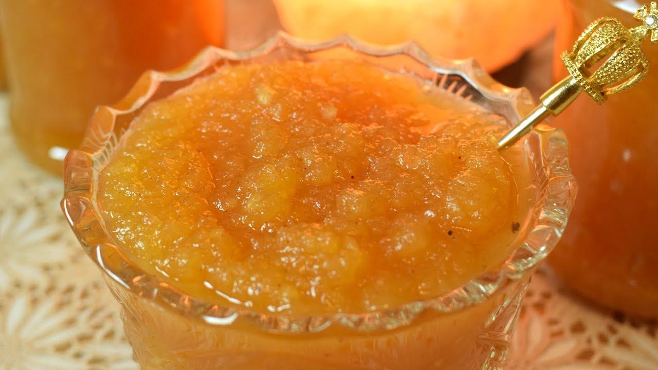 Варенье из тыквы с апельсином – 8 рецептов на зиму