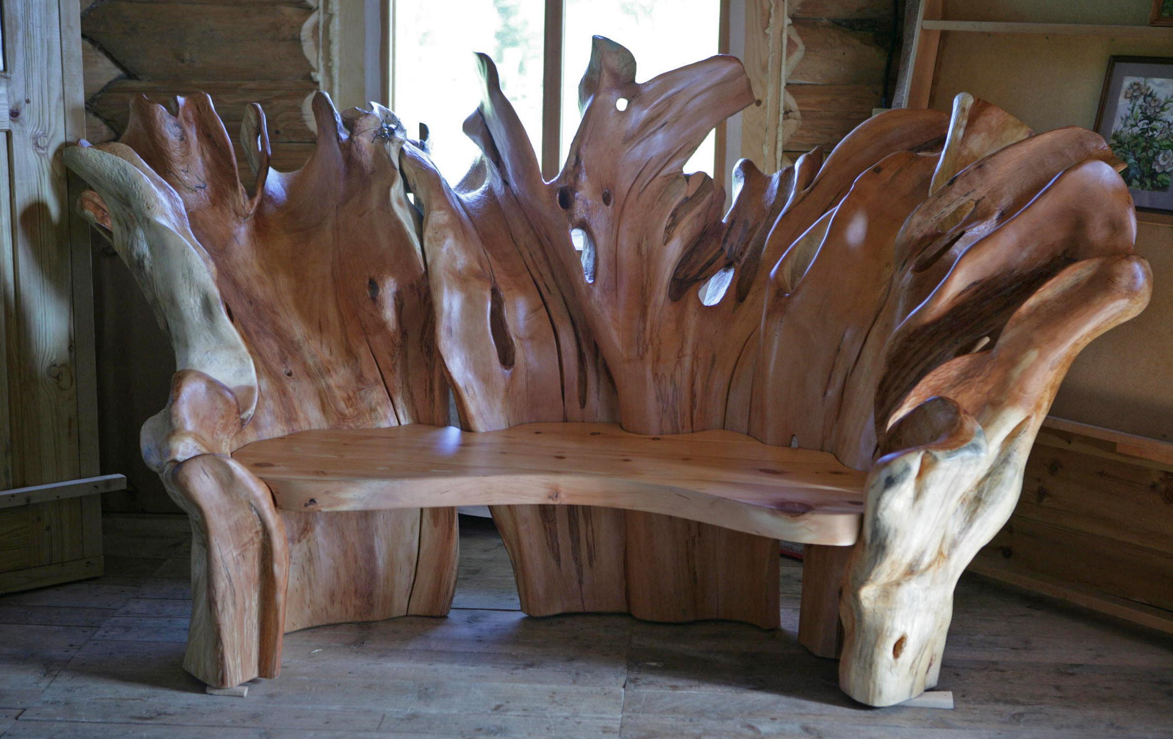 Volkov-sorokin - деревянная мебель рустик