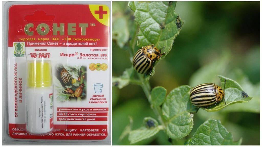 Инсектицид «молния» — инструкция по применению