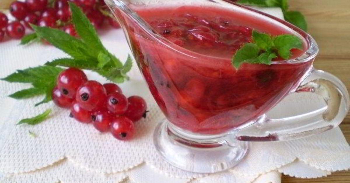 ТОП 10 рецептов соуса и кетчупа из красной, черной и белой смородины на зиму, хранение заготовок