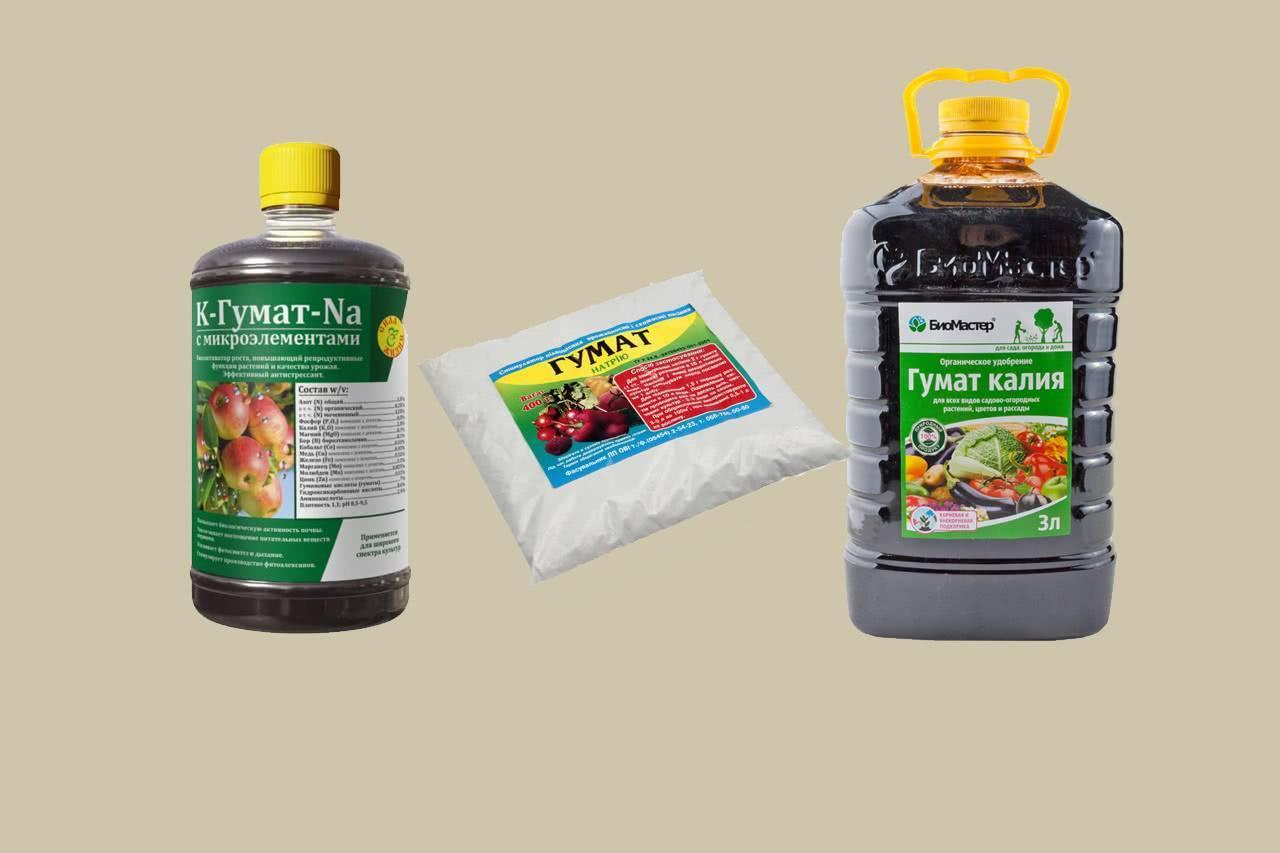 Гумат калия: состав, полезные свойства и правила применения