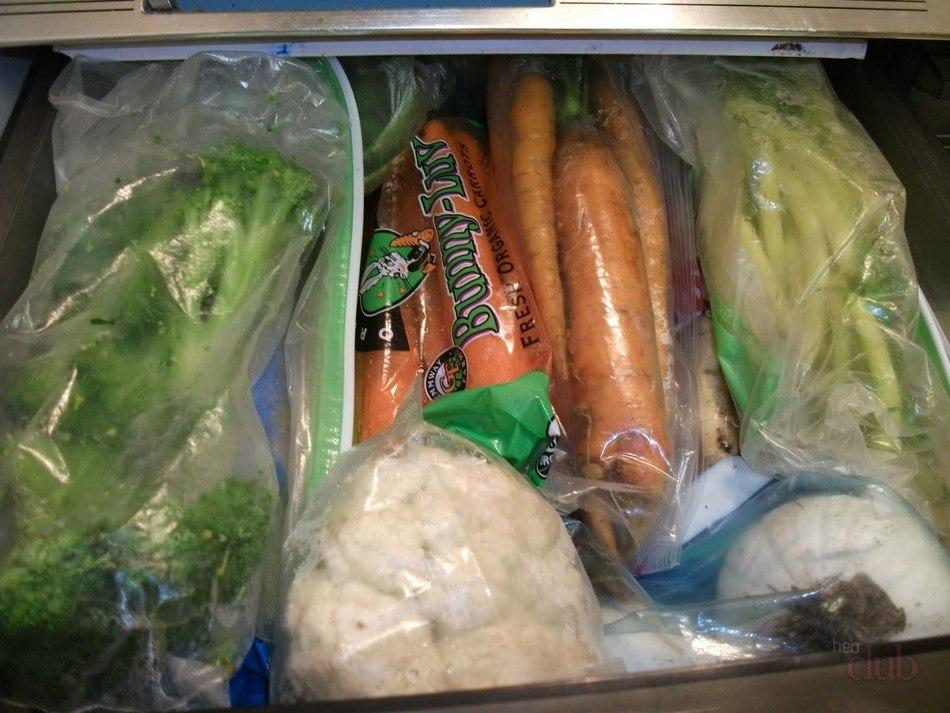 Как правильно хранить овощи в овощехранилище