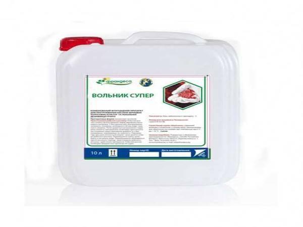 Стомп (гербицид): состав, действие, инструкция по применению