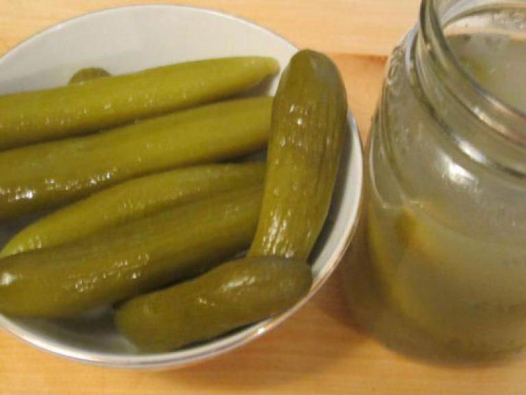 Консервированные огурцы на зиму — самые вкусные рецепты