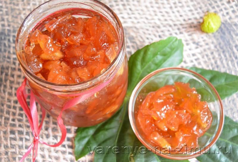 Джем на зиму из фруктов и ягод - самые вкусные рецепты с фото
