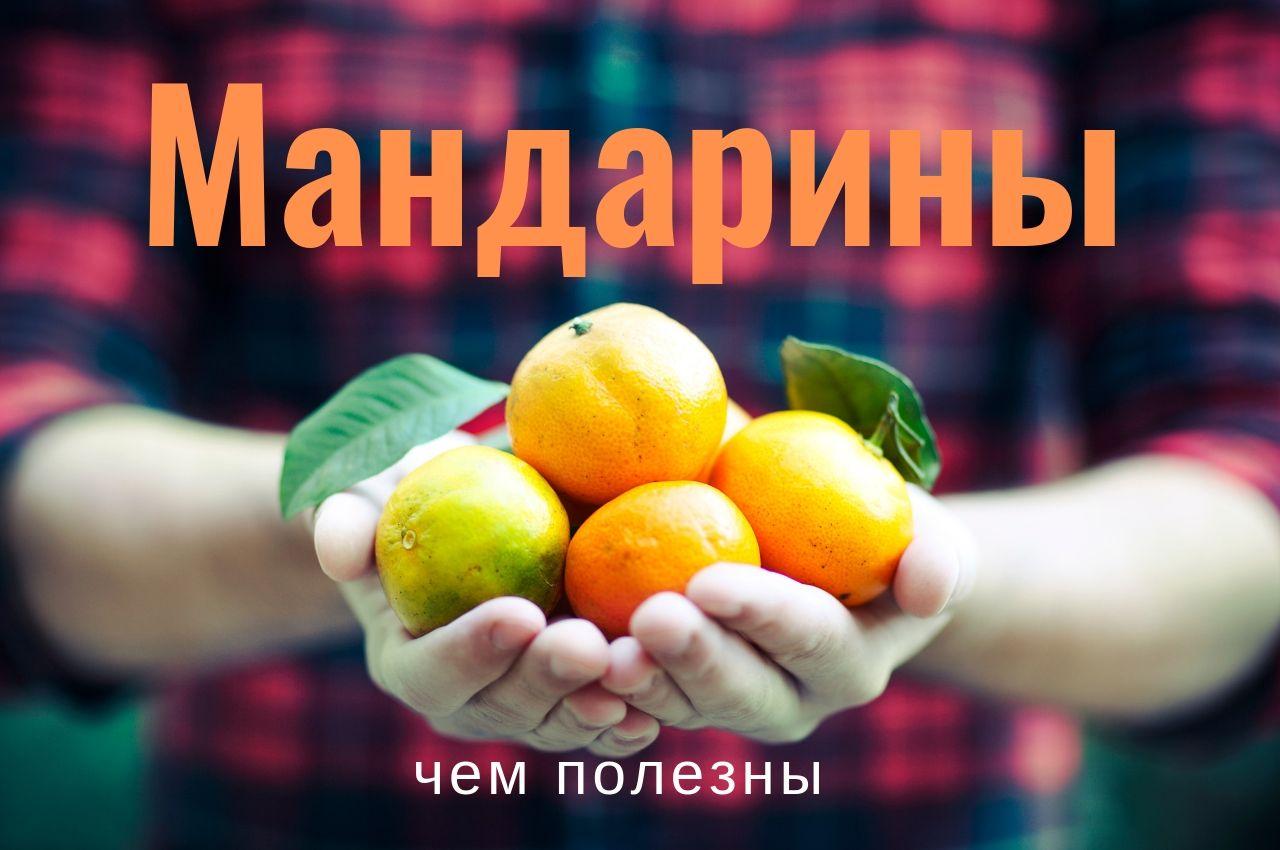 Чем обусловлены польза и вред мандарина для здоровья человека