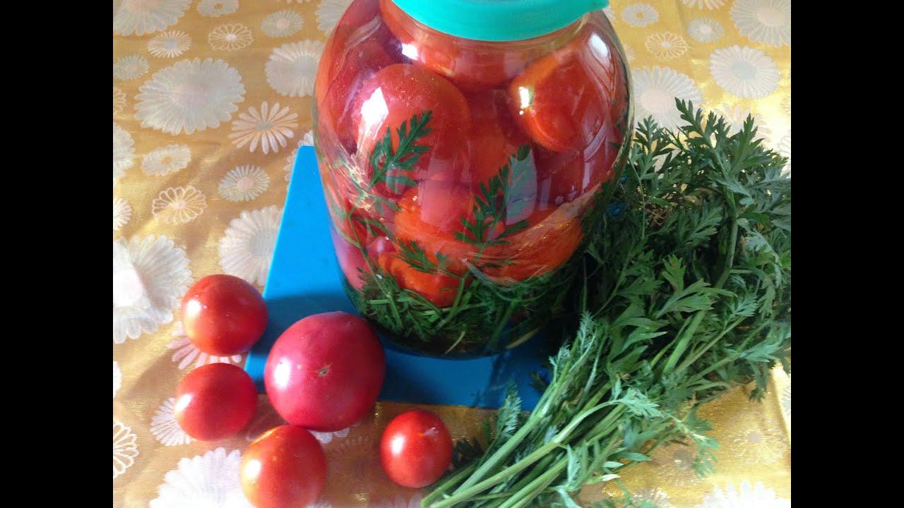 Помидоры с морковной ботвой на зиму: рецепты засолки