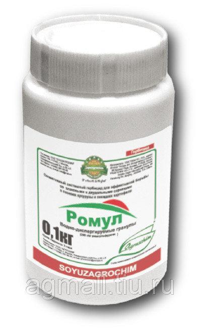 Инструкция по применению и принцип работы гербицида ромул, нормы расхода