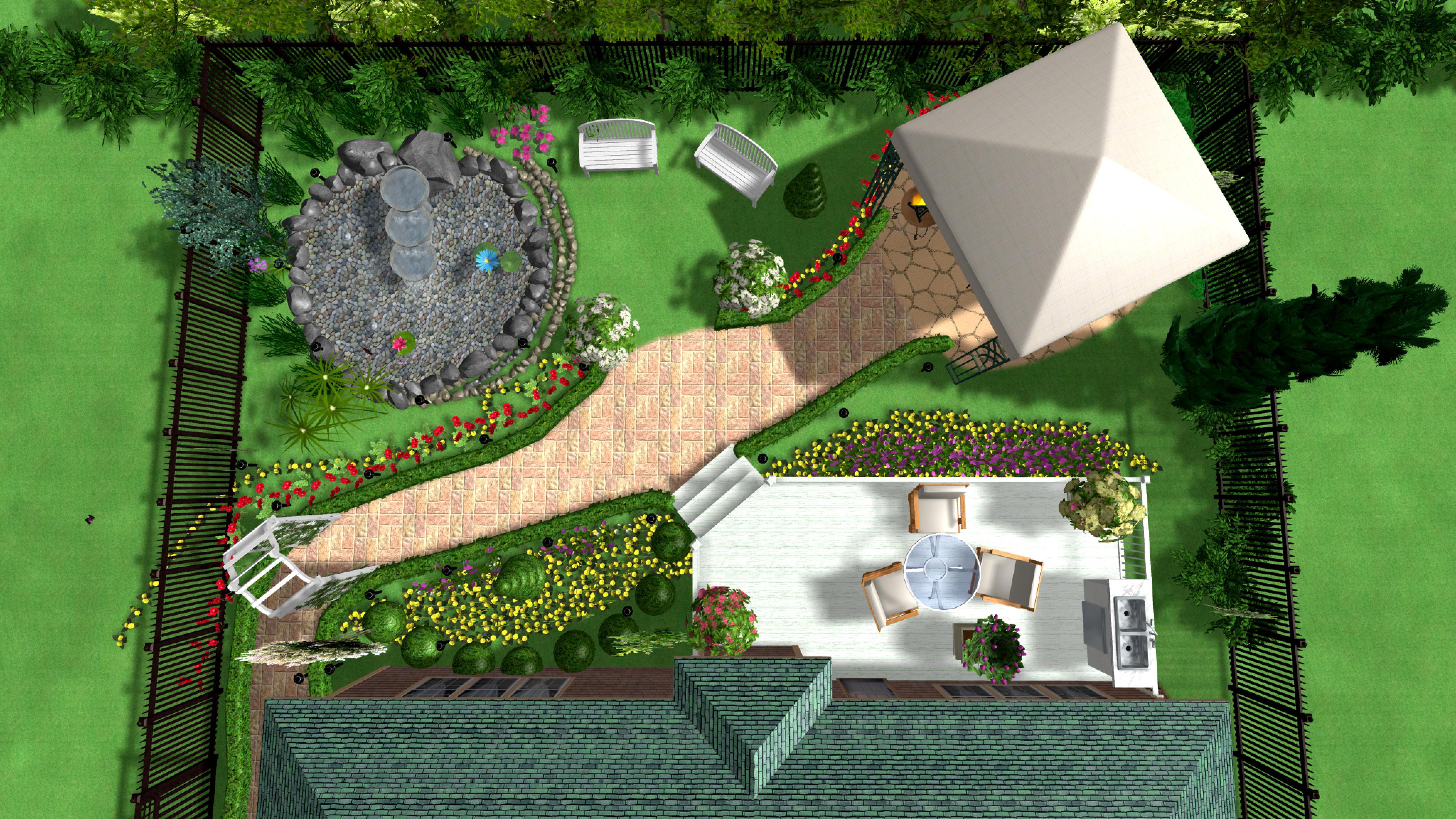Планировка участка 10 соток: фото, проекты с домом, баней и гаражом, ландшафтный дизайн, схемы, готовые планы и чертежи, примеры территории прямоугольной формы