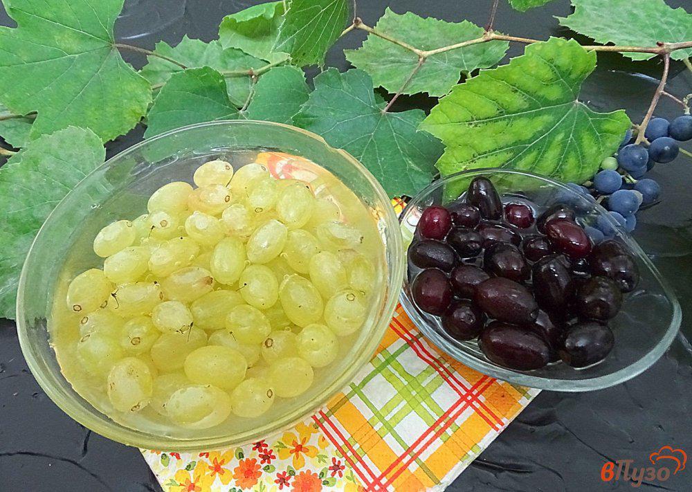 Компоты из винограда и яблок – красивое и ароматное чудо. обязательно запаситесь компотом из винограда и яблок на зиму