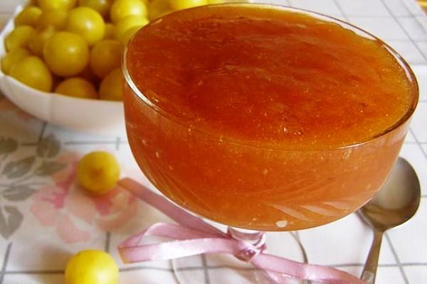 Варенье из жёлтых слив пошаговый рецепт быстро и просто от марины данько