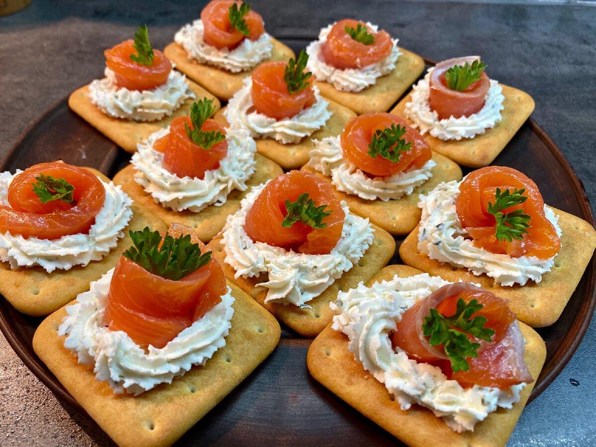 Рыбные бутерброды с рыбой - 66 рецептов - 1000.menu