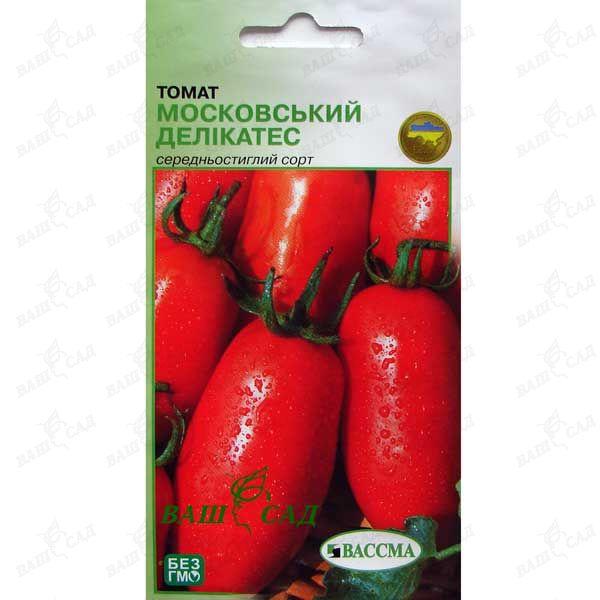 Томат с непривычным вкусом – московский деликатес. описание и правила культивирования