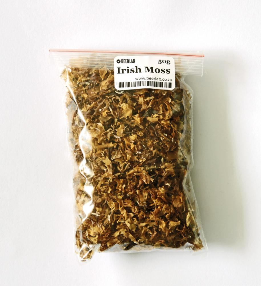 Ирландский мох для пива: как использовать