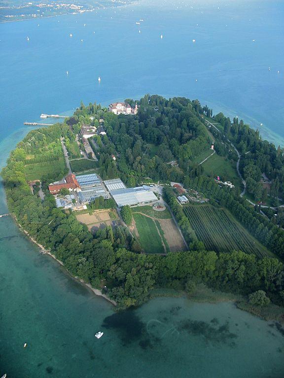 Остров Майнау (Mainau): цветочный оазис в Германии