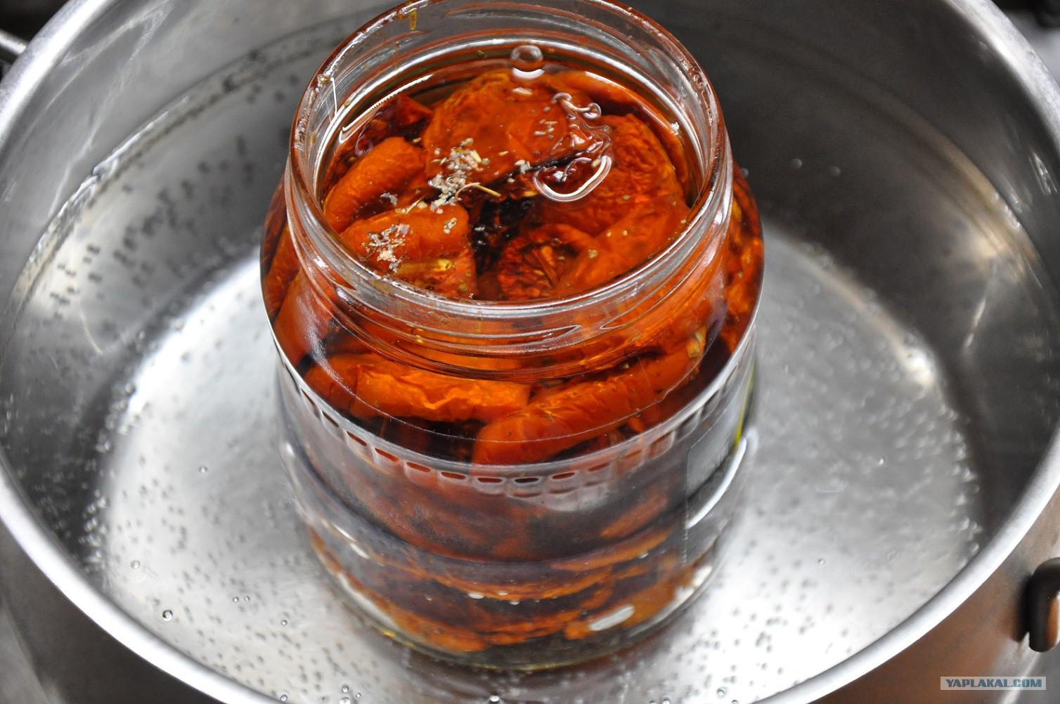 Вяленые помидоры в духовке на зиму в домашних условиях и 15 похожих рецептов: фото, калорийность, отзывы - 1000.menu