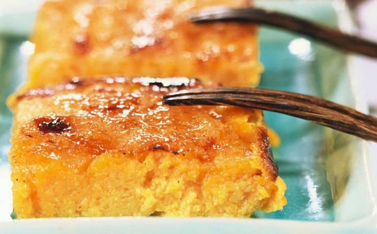 Запеканка из тыквы с яблоками в духовке: 2 рецепта