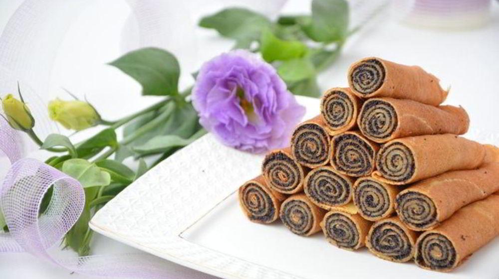 Подборка различных десертов смаком
