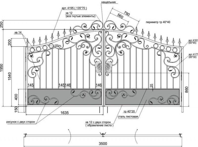 Забор из металла: изготовление своими руками, технические параметры, материал, виды, производители, преимущества и недостатки